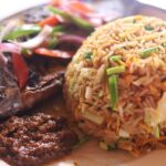 jollof, jollof rice, ghanaian dishes
